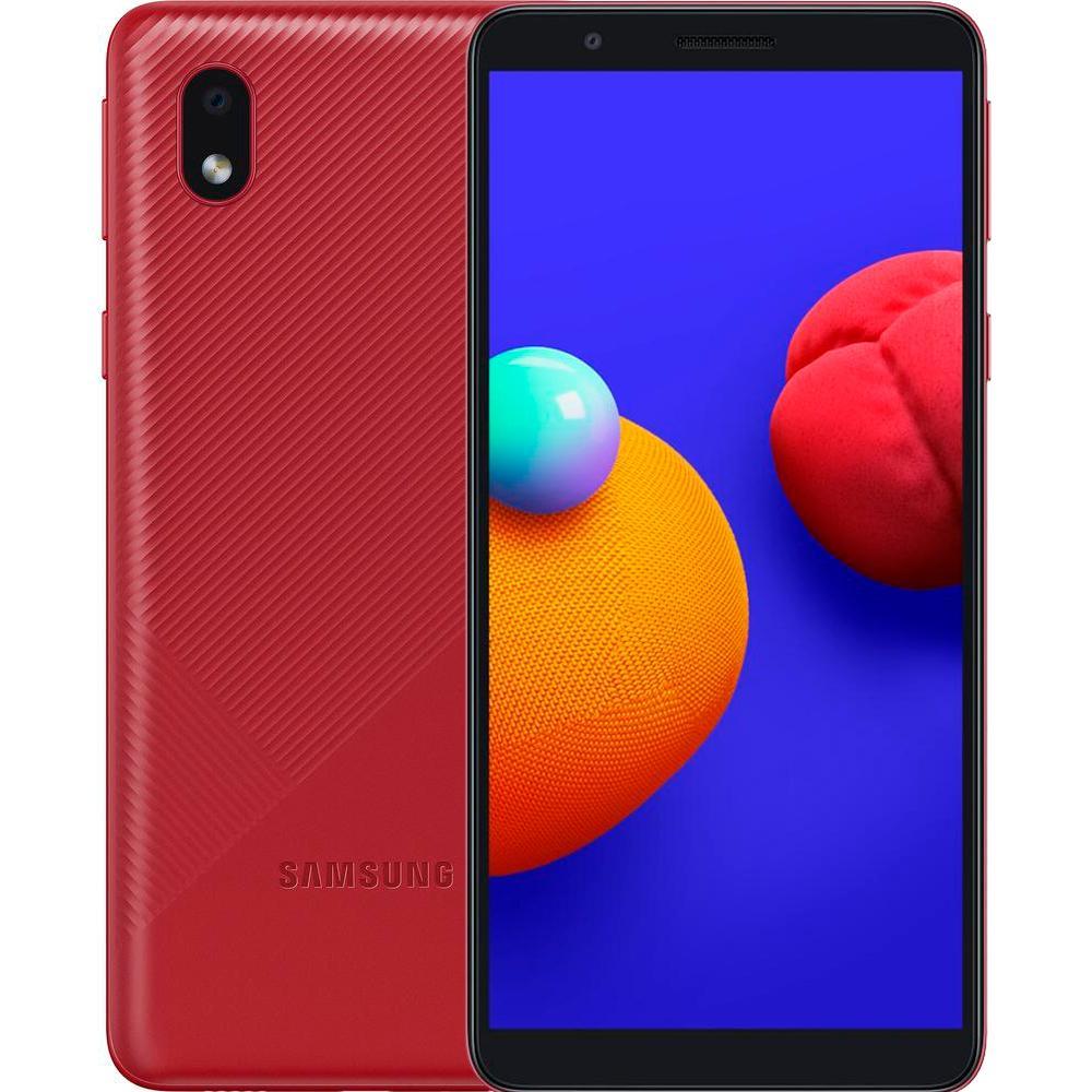 Samsung galaxy A01 Core (SM-A013) RED - 1