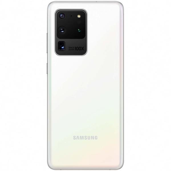 Samsung Galaxy S20 Ultra DUAL (SM-G988B) White - 3