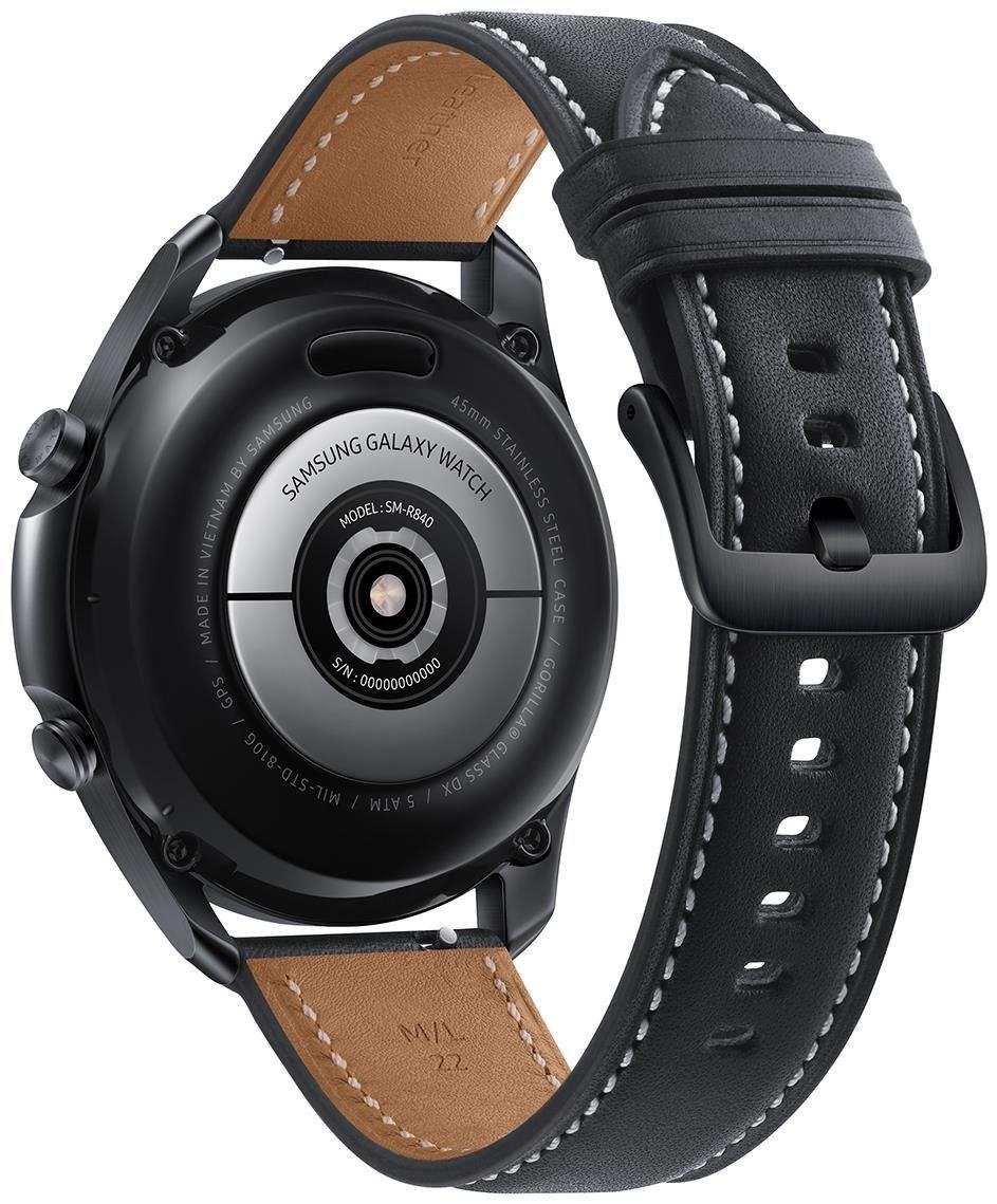 Samsung Galaxy Watch3 45mm (SM-R840) BLACK - 3