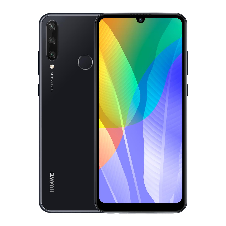 HUAWEI Y6p 3/64GB BLACK - 1