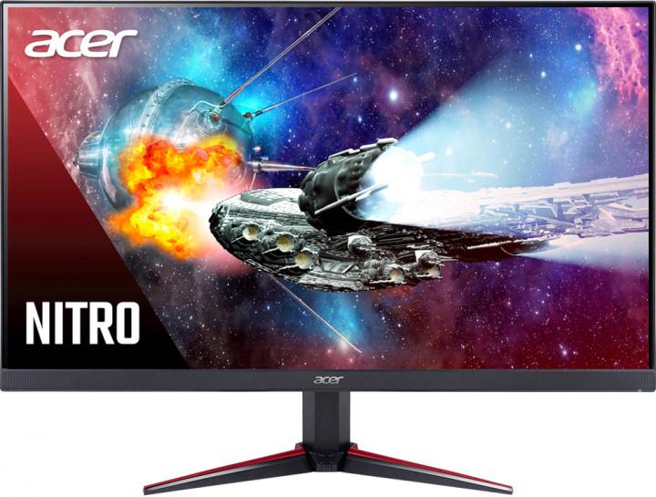 Монитор Acer Nitro VG240Ybmiix UM.QV0EE.001  - 1