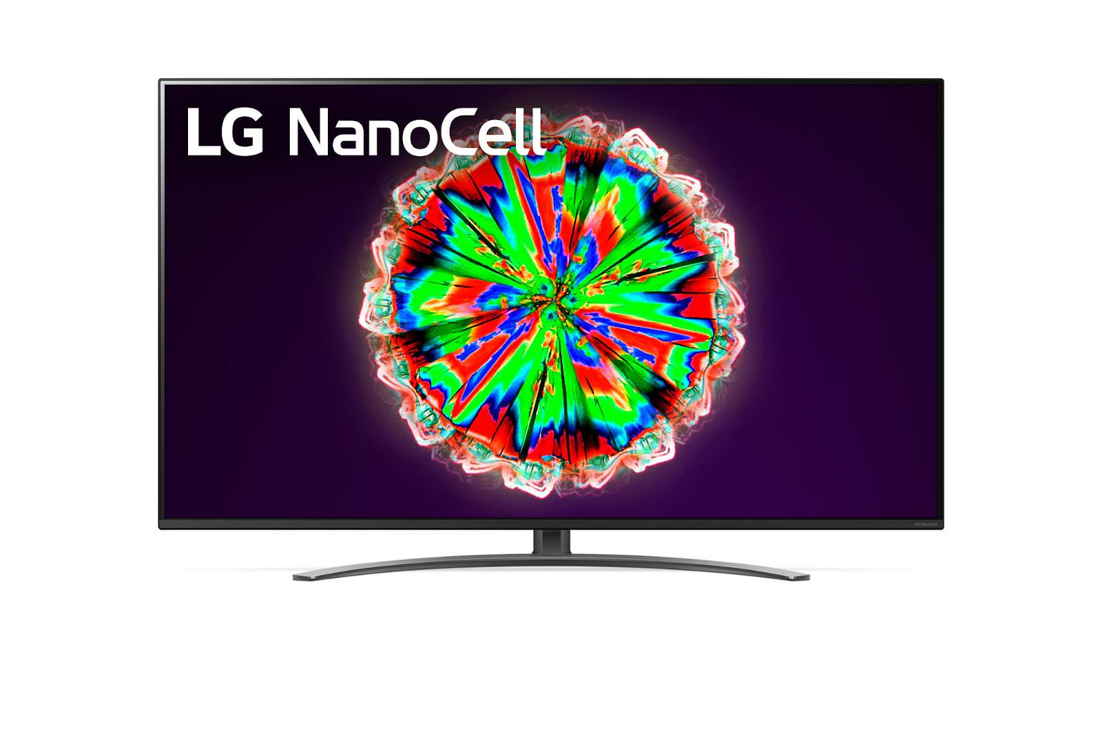 Televizor LG LED 49NANO816NA  - 1