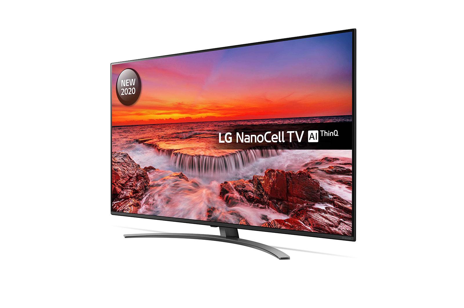 Televizor LG LED 49NANO816NA  - 2