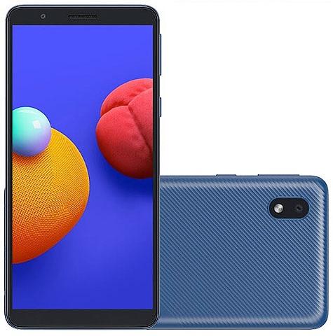 Samsung galaxy A01 Core (SM-A013) BLUE - 2