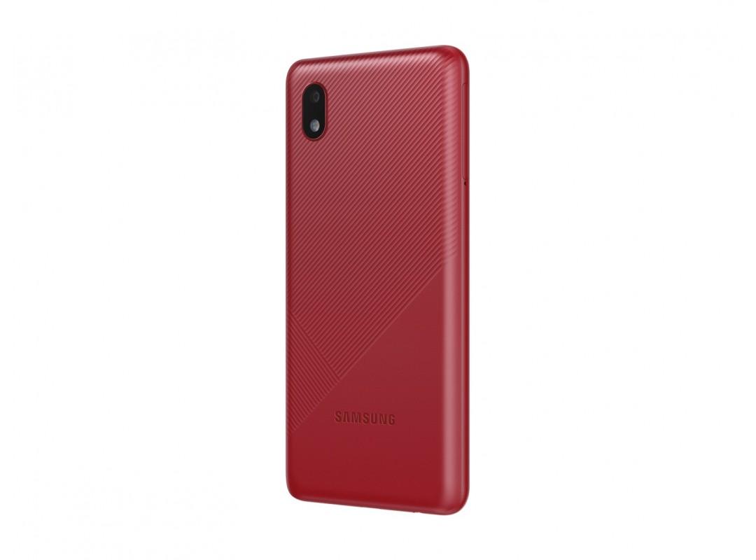Samsung galaxy A01 Core (SM-A013) RED - 3