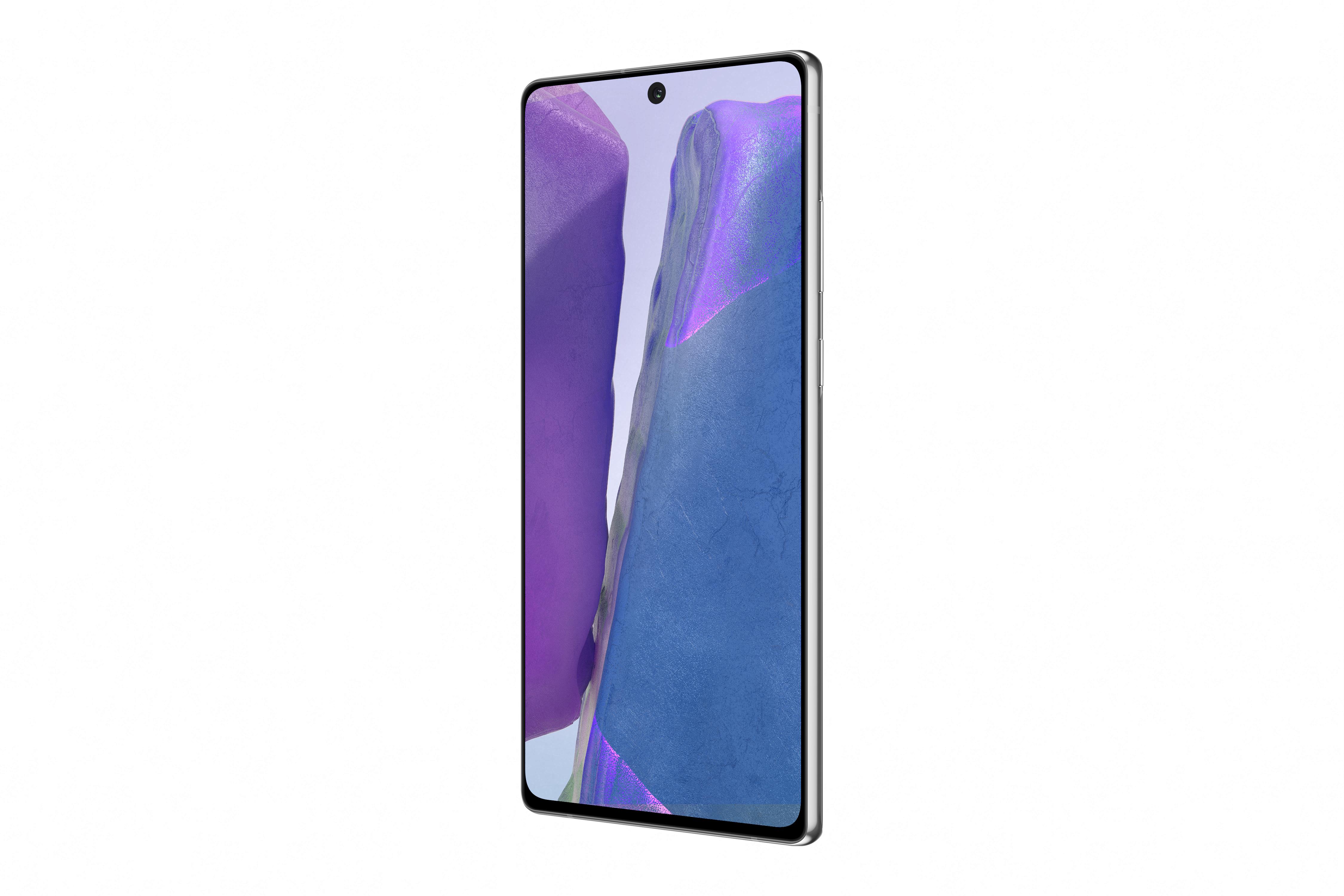 Samsung galaxy Note 20 (SM-N980) Gray - 3