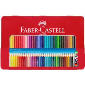 Карандаш - Colour Grip 36 цветов Faber Castell 112435