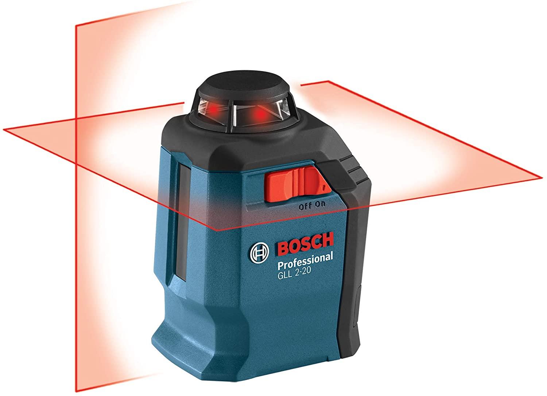 Lazer nivelir BOSCH  GLL 2-20  - 1