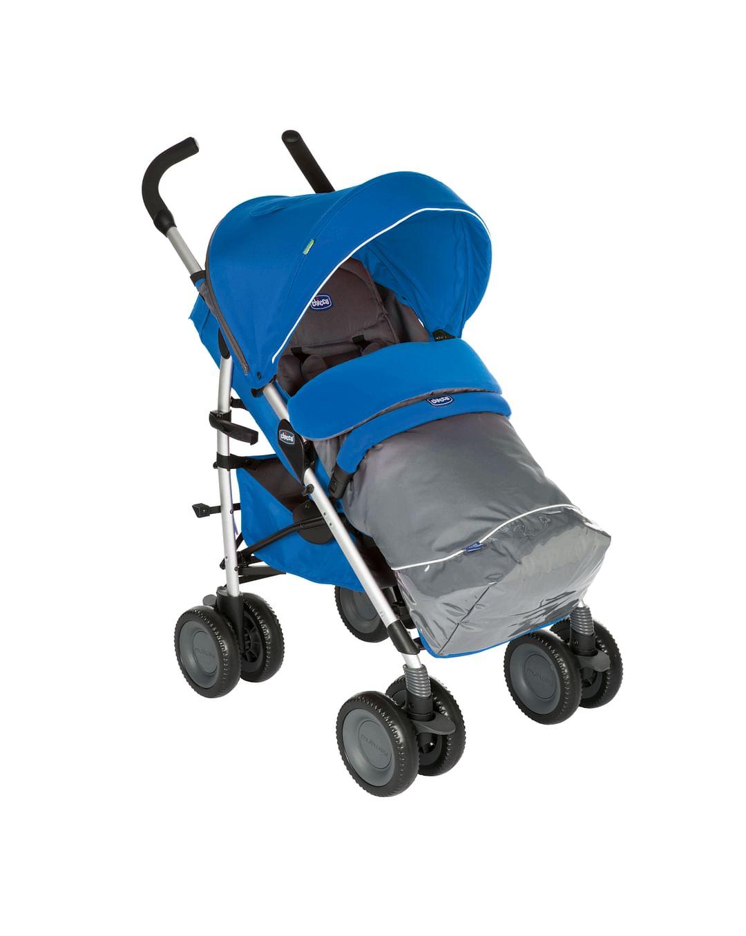 Uşaq Arabası Chicco Multiway 2 Blue  - 3