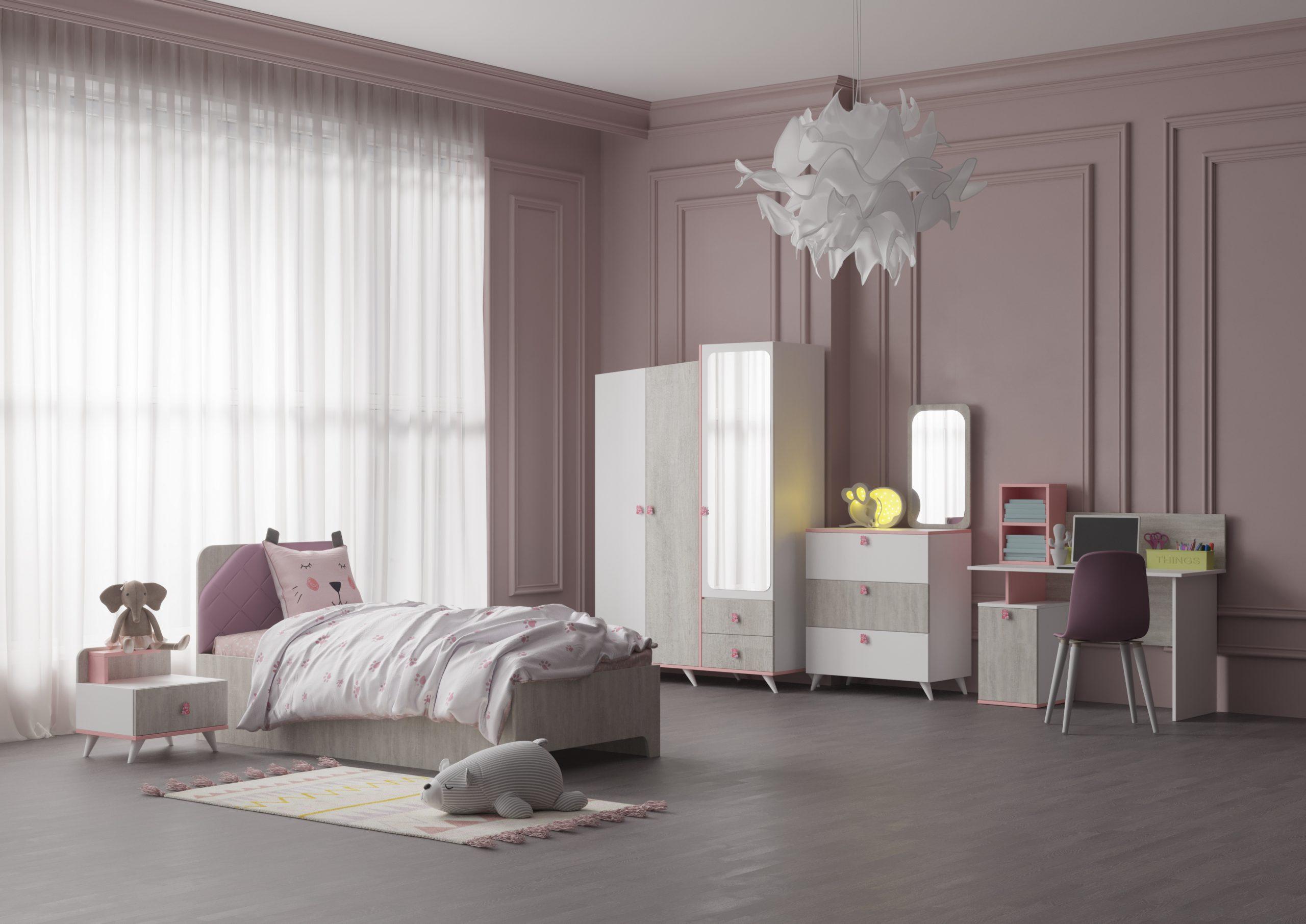 Milano - Beauty uşaq dəsti  - 1