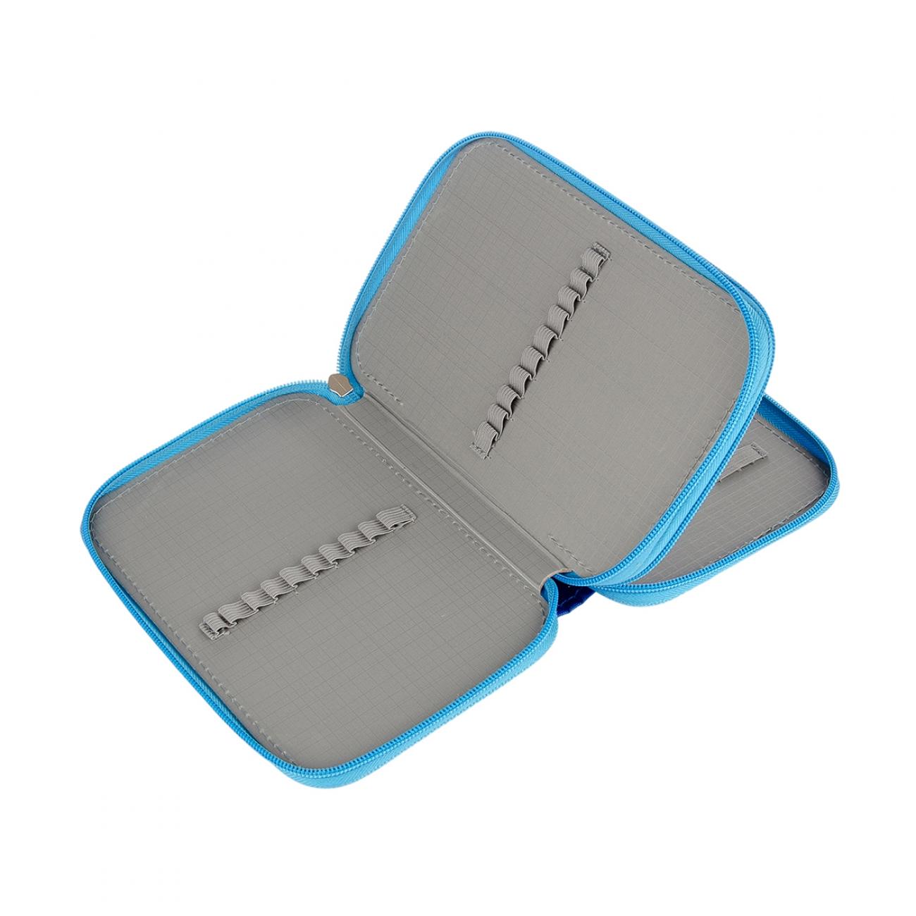 Sərt qələm çantası  SMART double 20x4.5x13 HP-01 Cool Kids  - 2