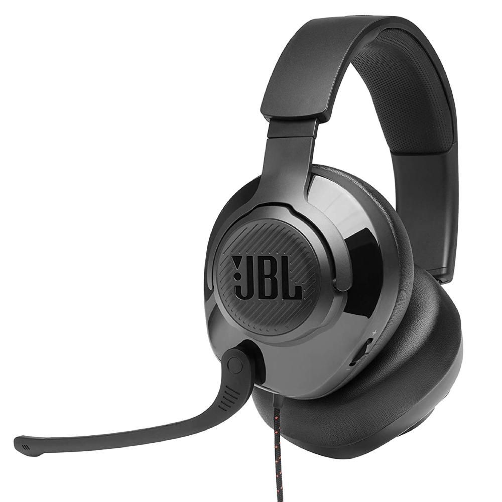 Qulaqlıq JBL Quantum 300 Black  - 1