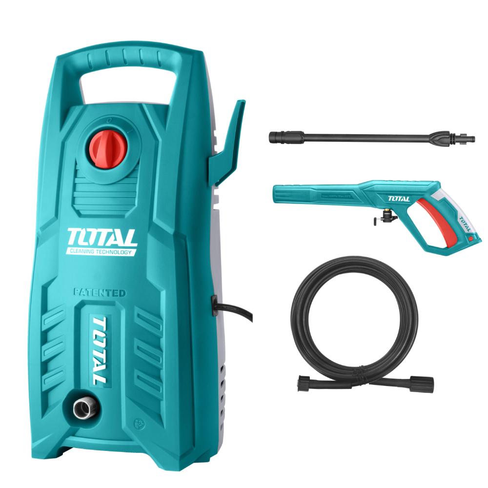 Yüksək təzyiqli yuyucu aparat Total TGT11316/1400w  - 1