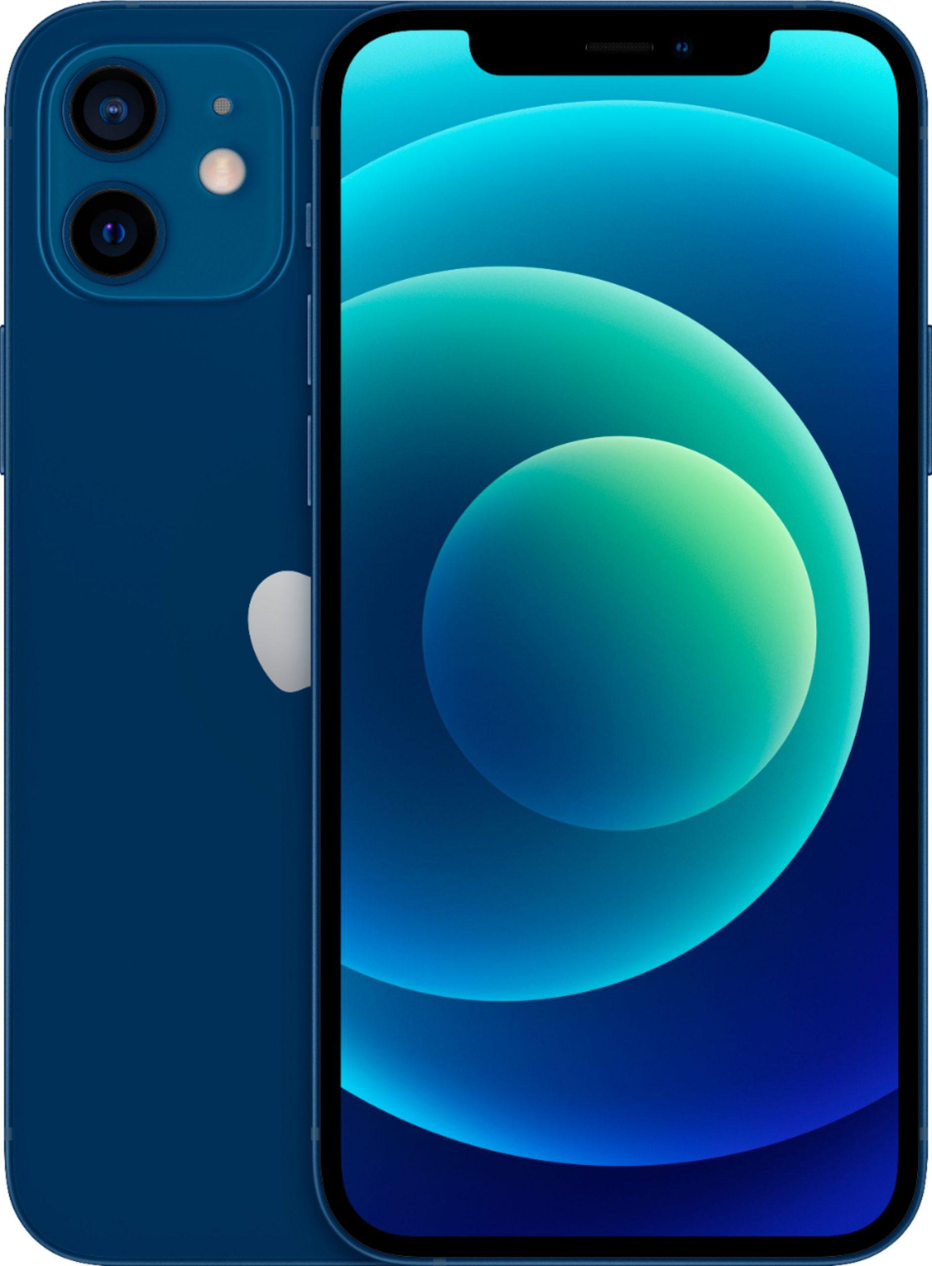 iPhone 12 mini 64GB Blue - 1