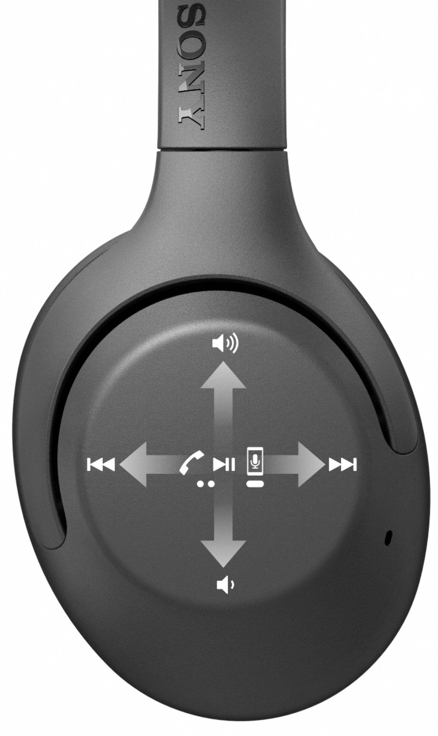 Qulaqlıq Sony WH-XB900N Wireless NC Black  - 4