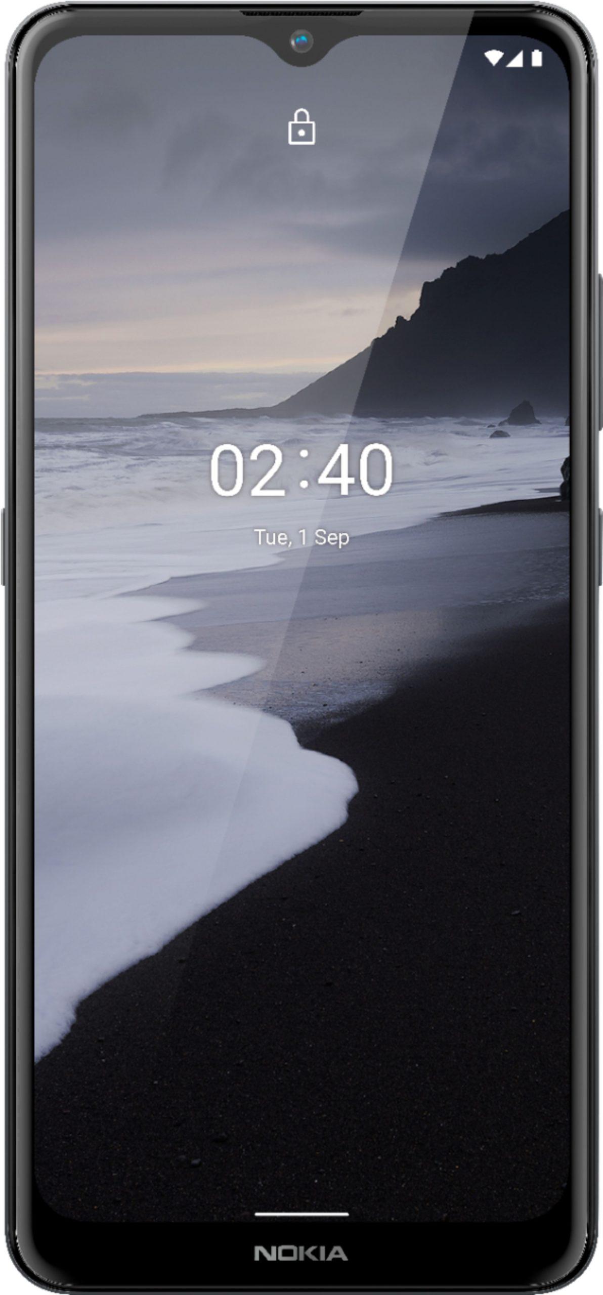NOKIA 2.4 DS  2/32GB grey - 1