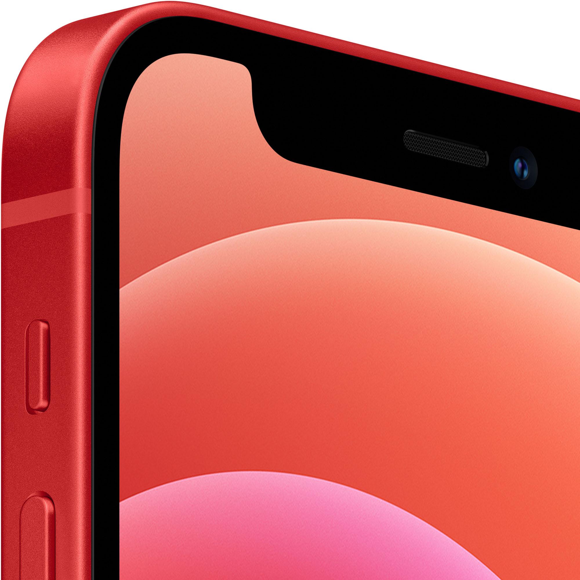 iPhone 12 mini 256GB Red - 3