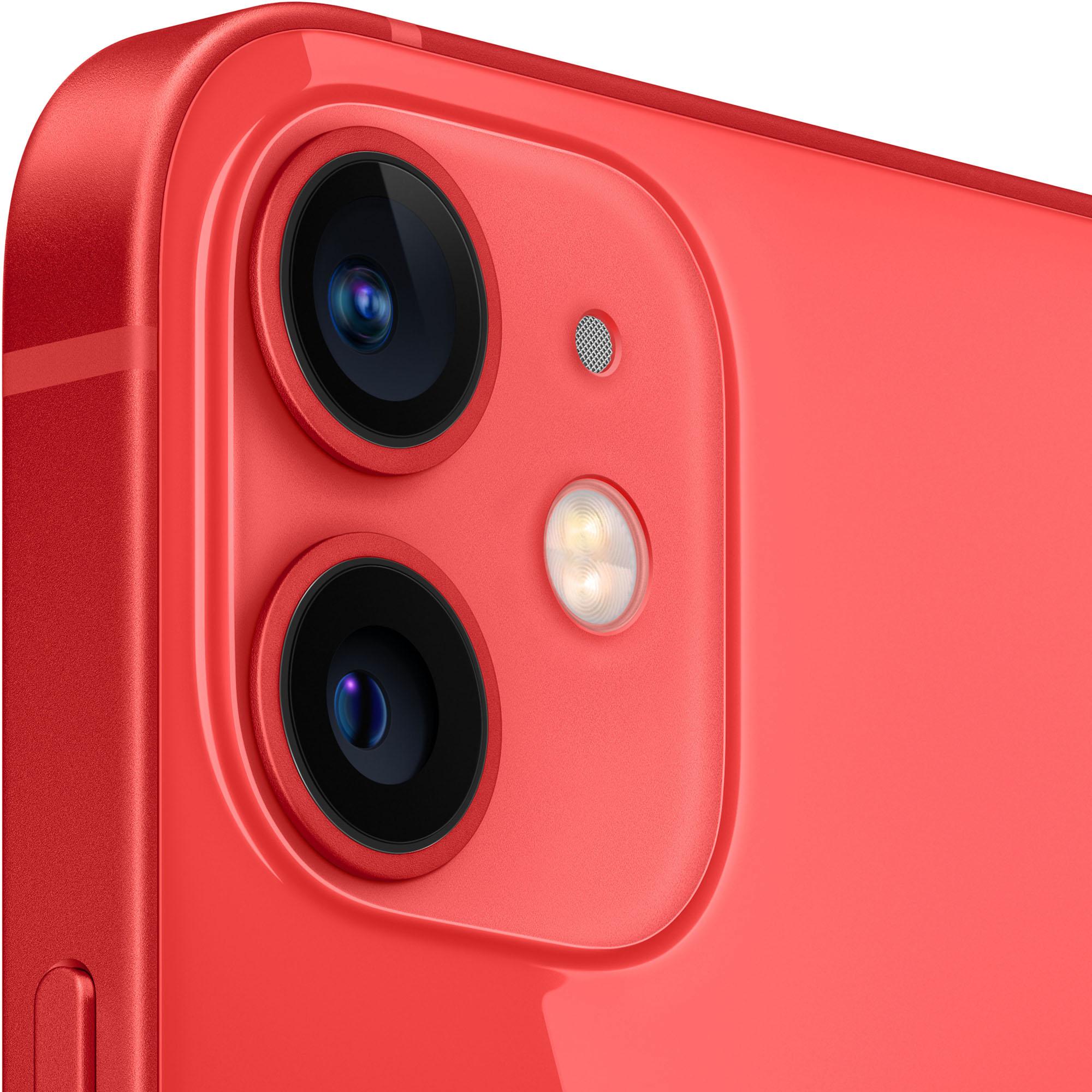 iPhone 12 mini 256GB Red - 4
