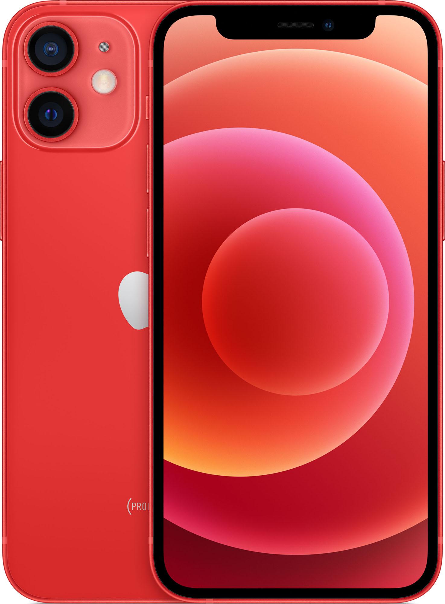 iPhone 12 mini 256GB Red - 1