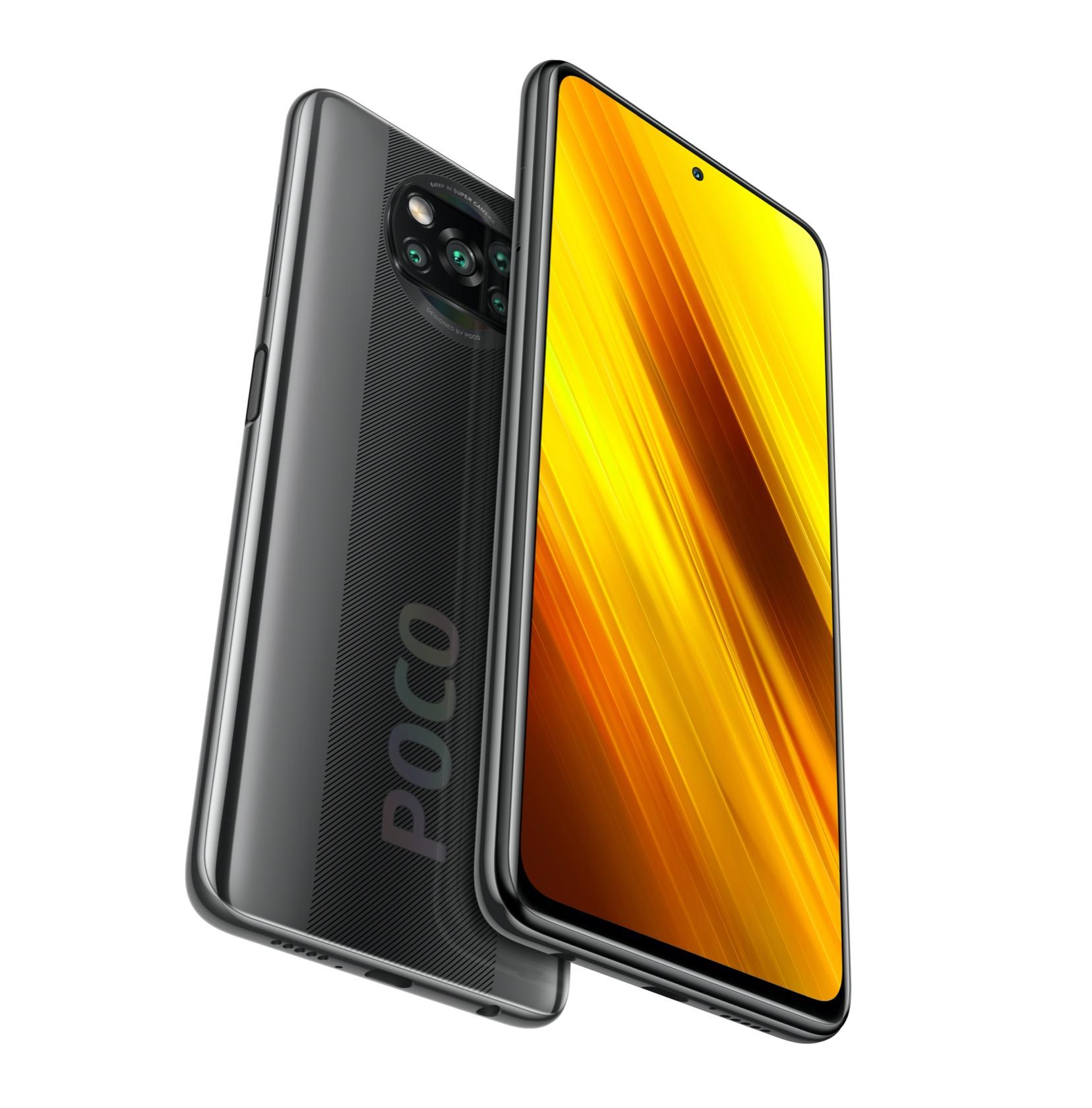Xiaomi Poco X3 128GB Gray - 5