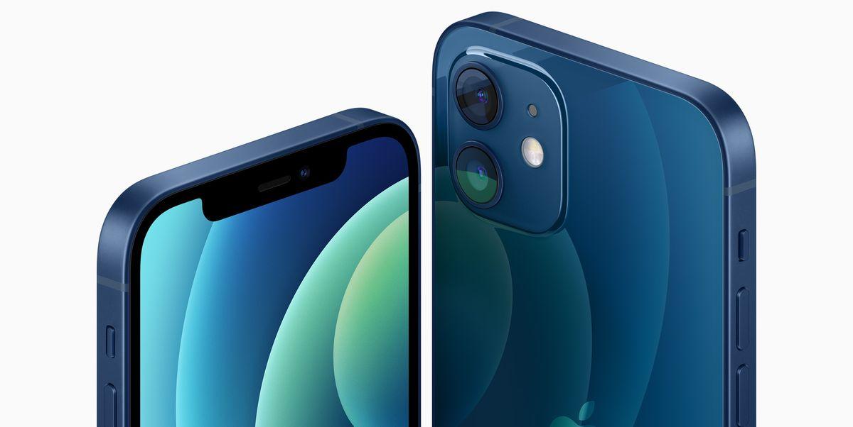 iPhone 12 mini 64GB Blue - 4