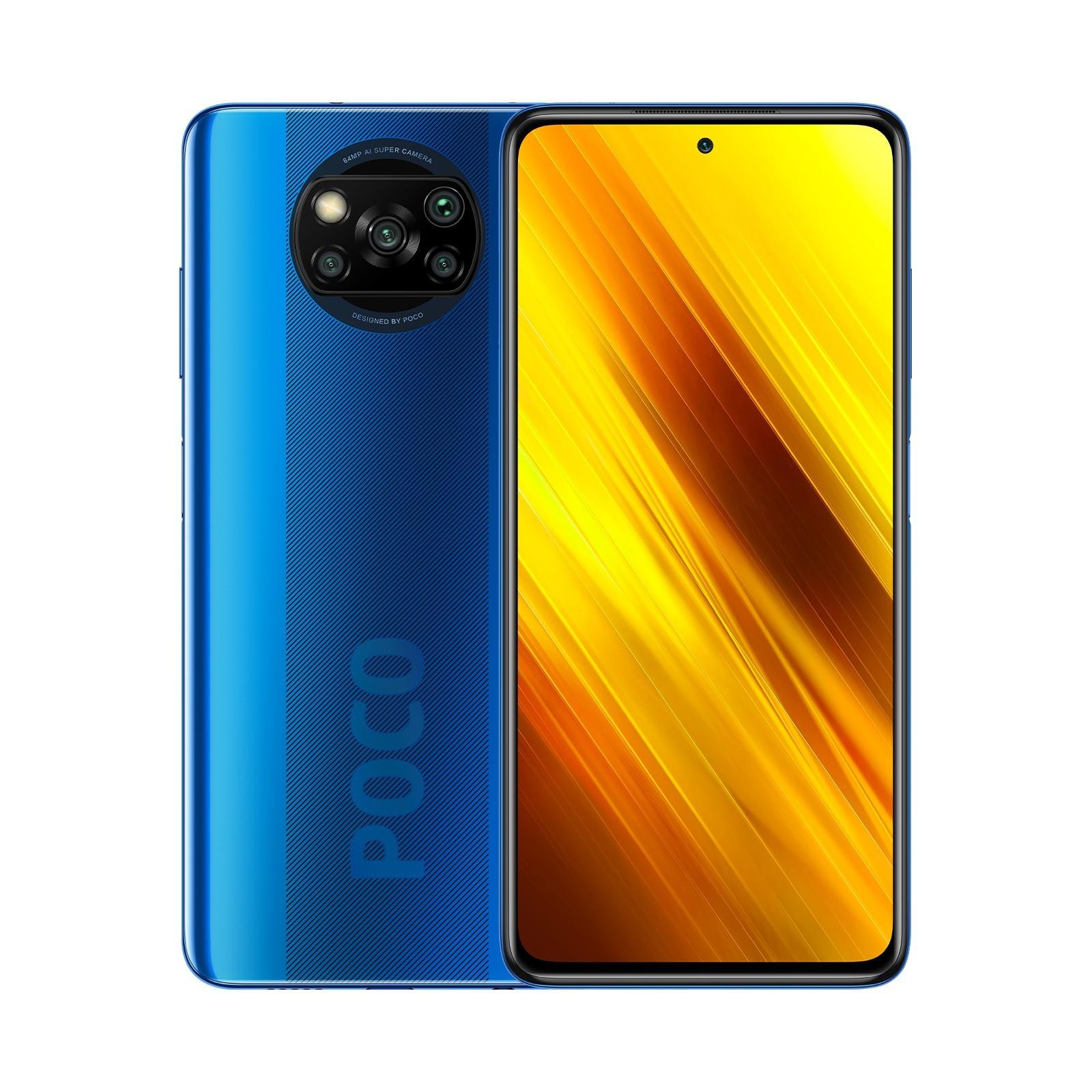 Xiaomi Poco X3 64GB Blue - 1