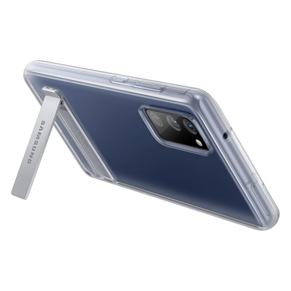 Samsung S20FE Standing Cover Clear EF-JG780CTEGRU  - 1