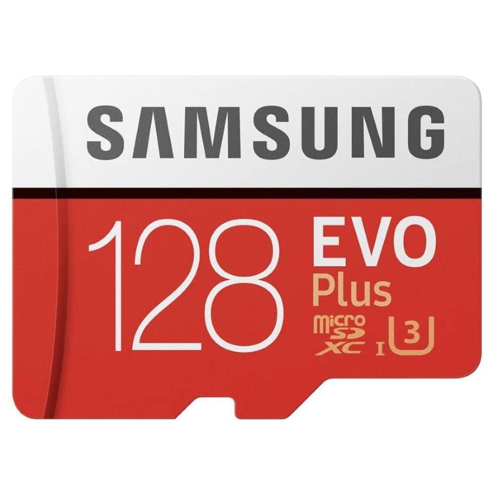 Samsung MicroSD EVO Plus 128GB  - 1