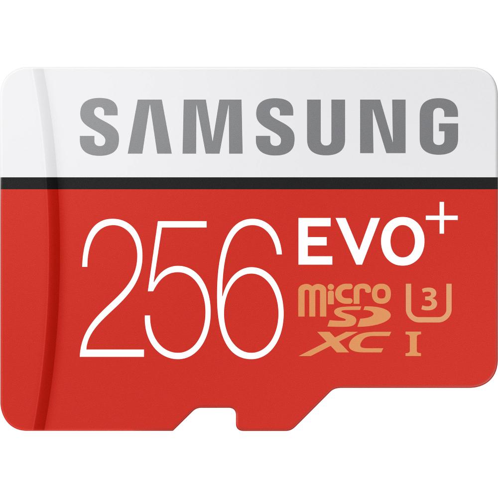 Samsung MicroSD EVO Plus 256 GB V5  - 1