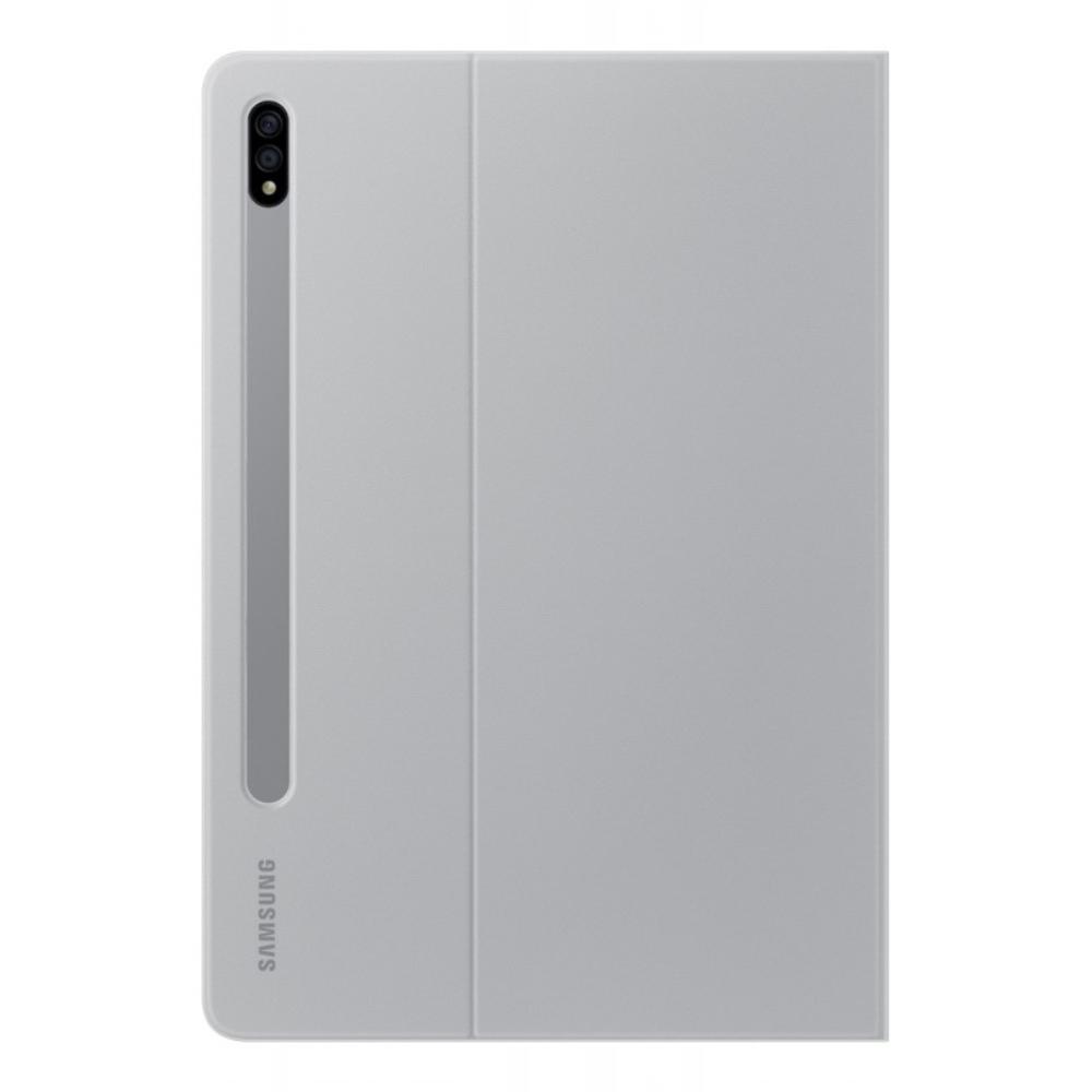 Samsung Tab A7 Book Cover Grey EF-BT500PJEGRU  - 1