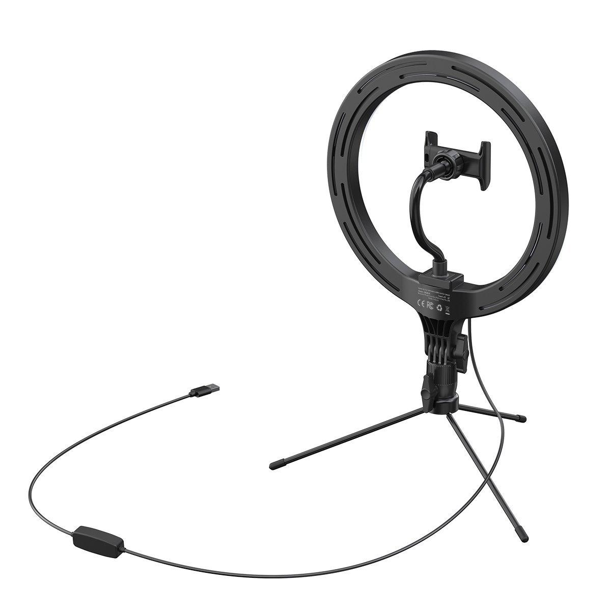 Baseus Live Stream Holder Stand 12' Black  - 3
