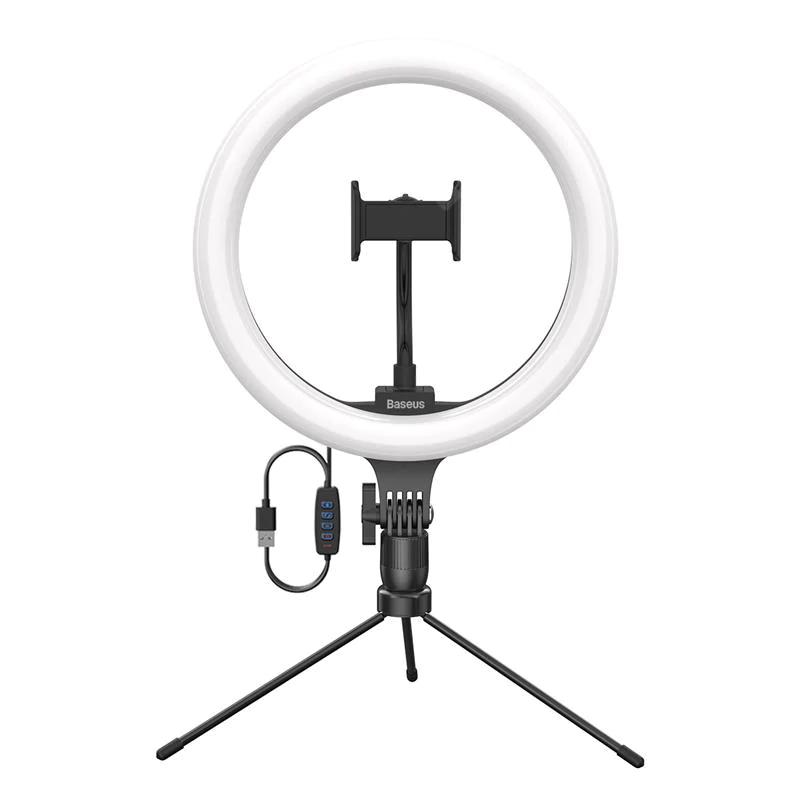 Baseus Live Stream Holder Stand 12' Black  - 1