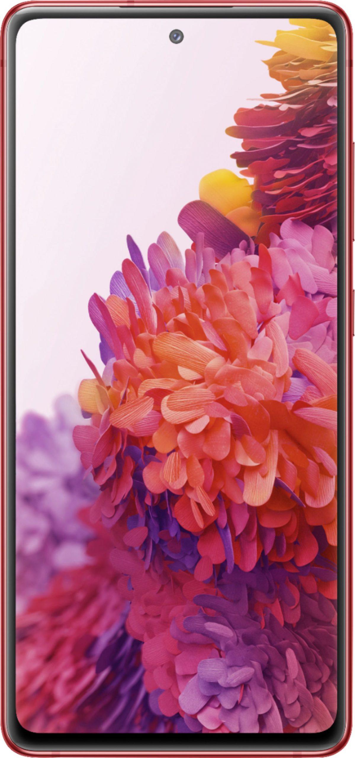 Samsung Galaxy S20 FE (SM-G780F) RED - 1