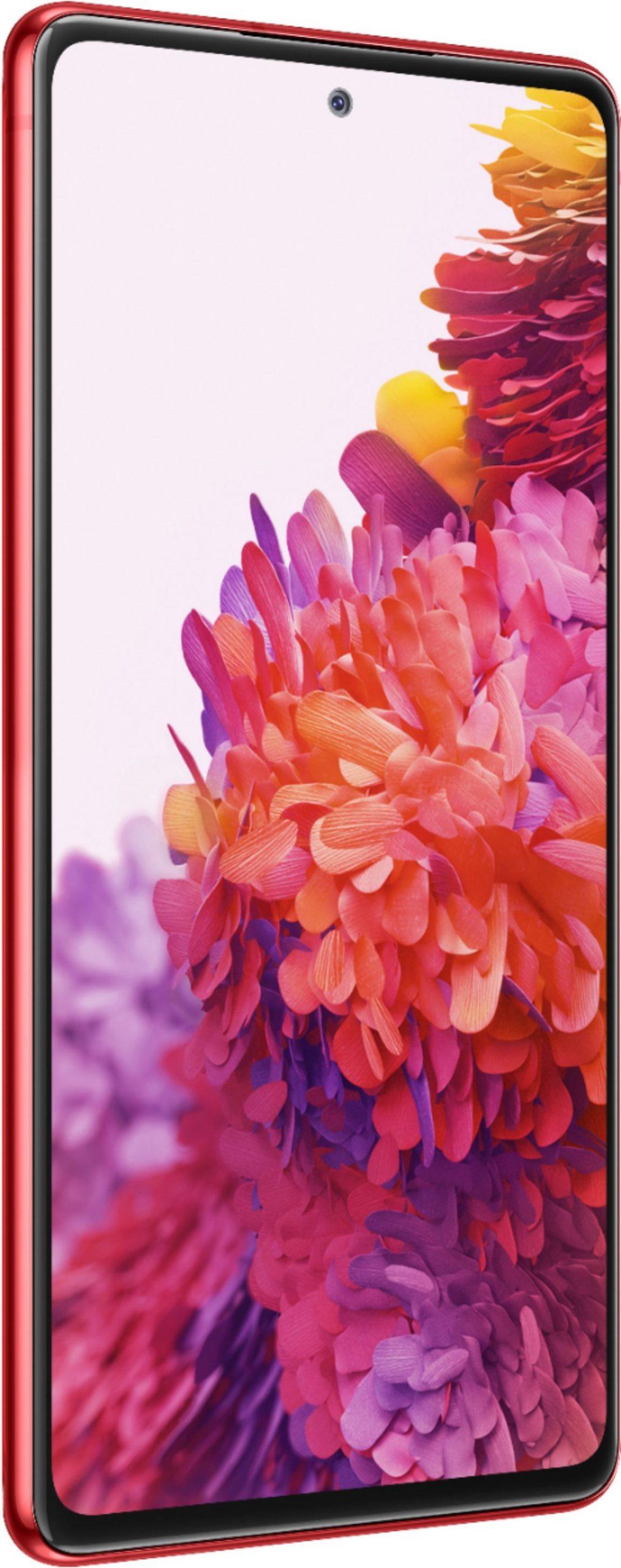 Samsung Galaxy S20 FE (SM-G780F) RED - 2