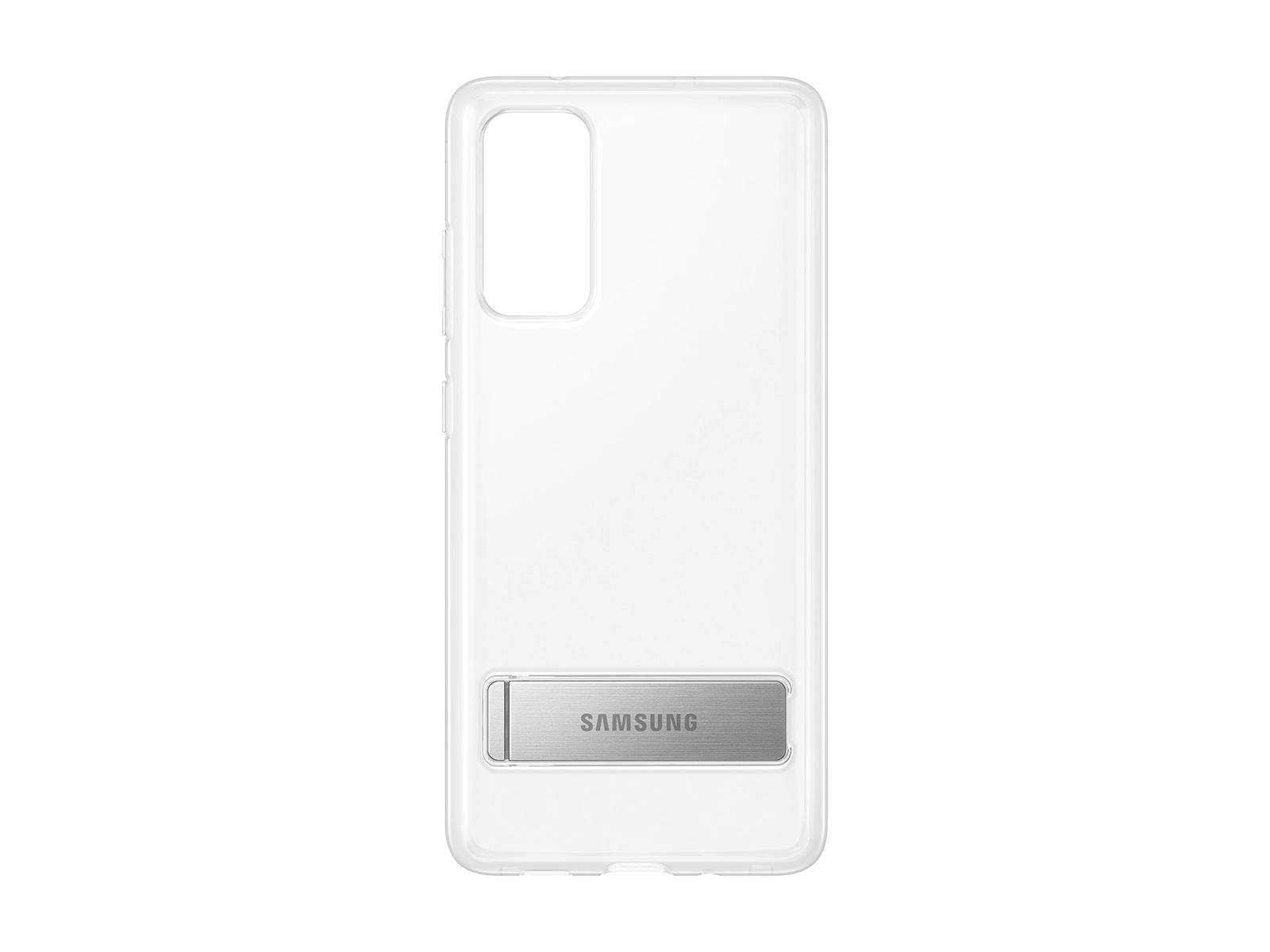 Samsung S20FE Standing Cover Clear EF-JG780CTEGRU  - 5