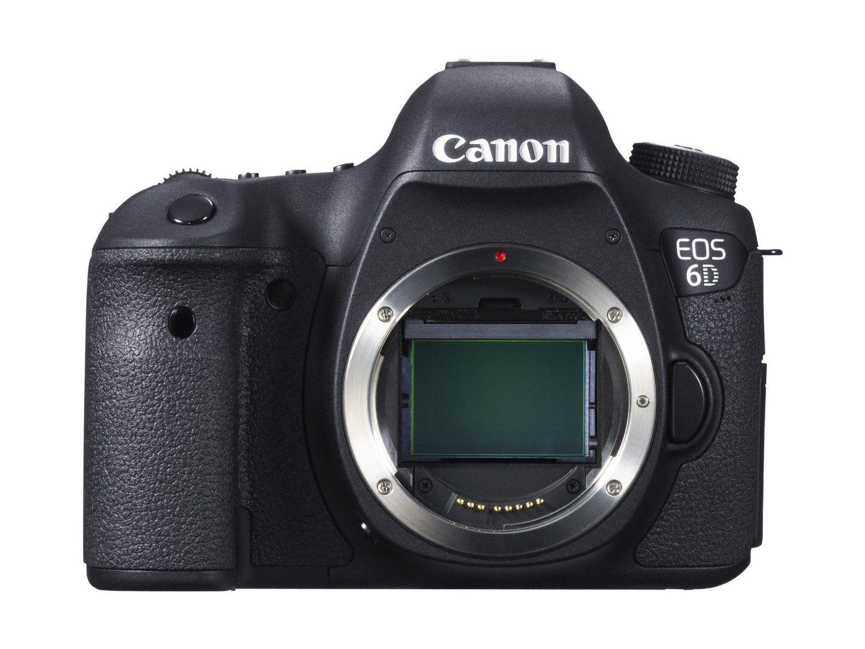 Фотоаппарат Canon EOS 6D Kit 24-105  - 1