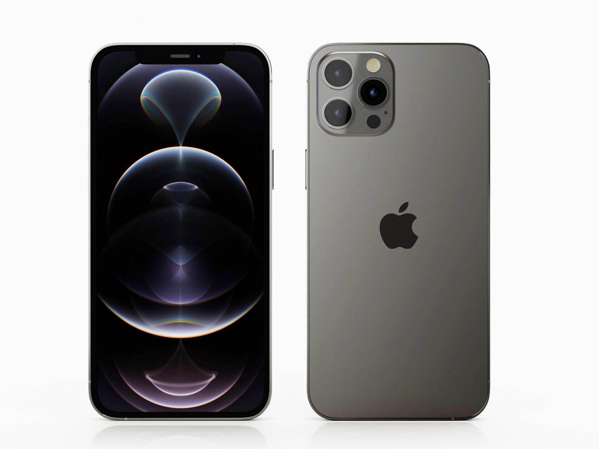 iPhone 12 Pro Max 256GB  Graphite - 2