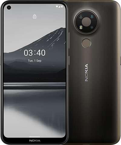 Nokia 3.4 DS 4GB/64GB  Grey - 1