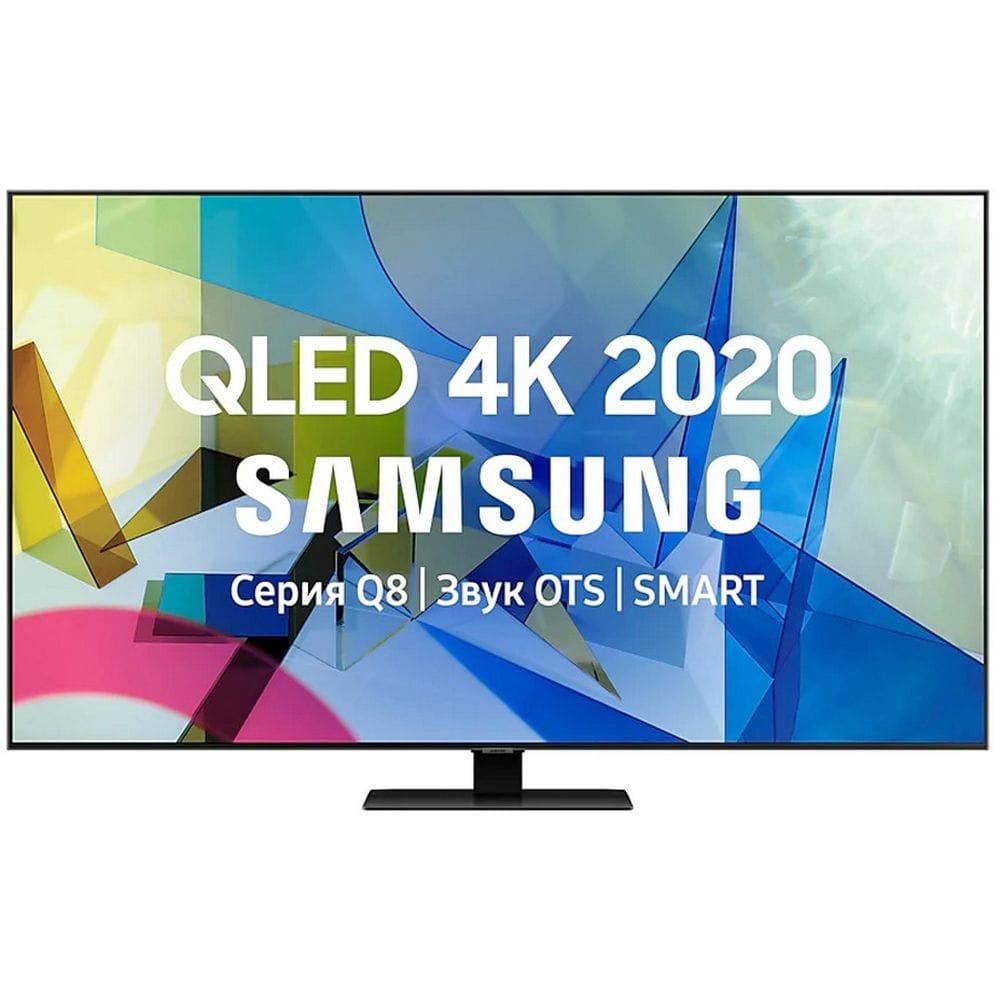 Телевизор Samsung QE50Q87TAUXRU  - 1