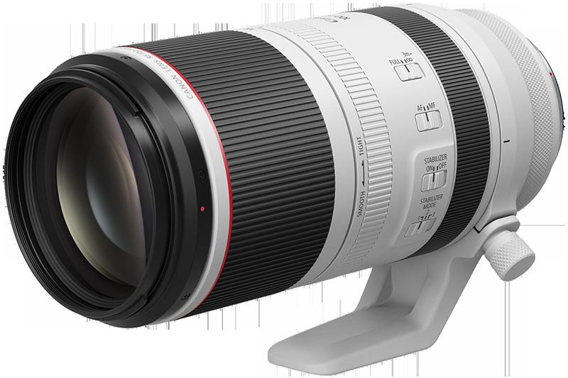 Объектив Canon LENS RF 100-500mm F4.5-7.1L IS USM  - 2