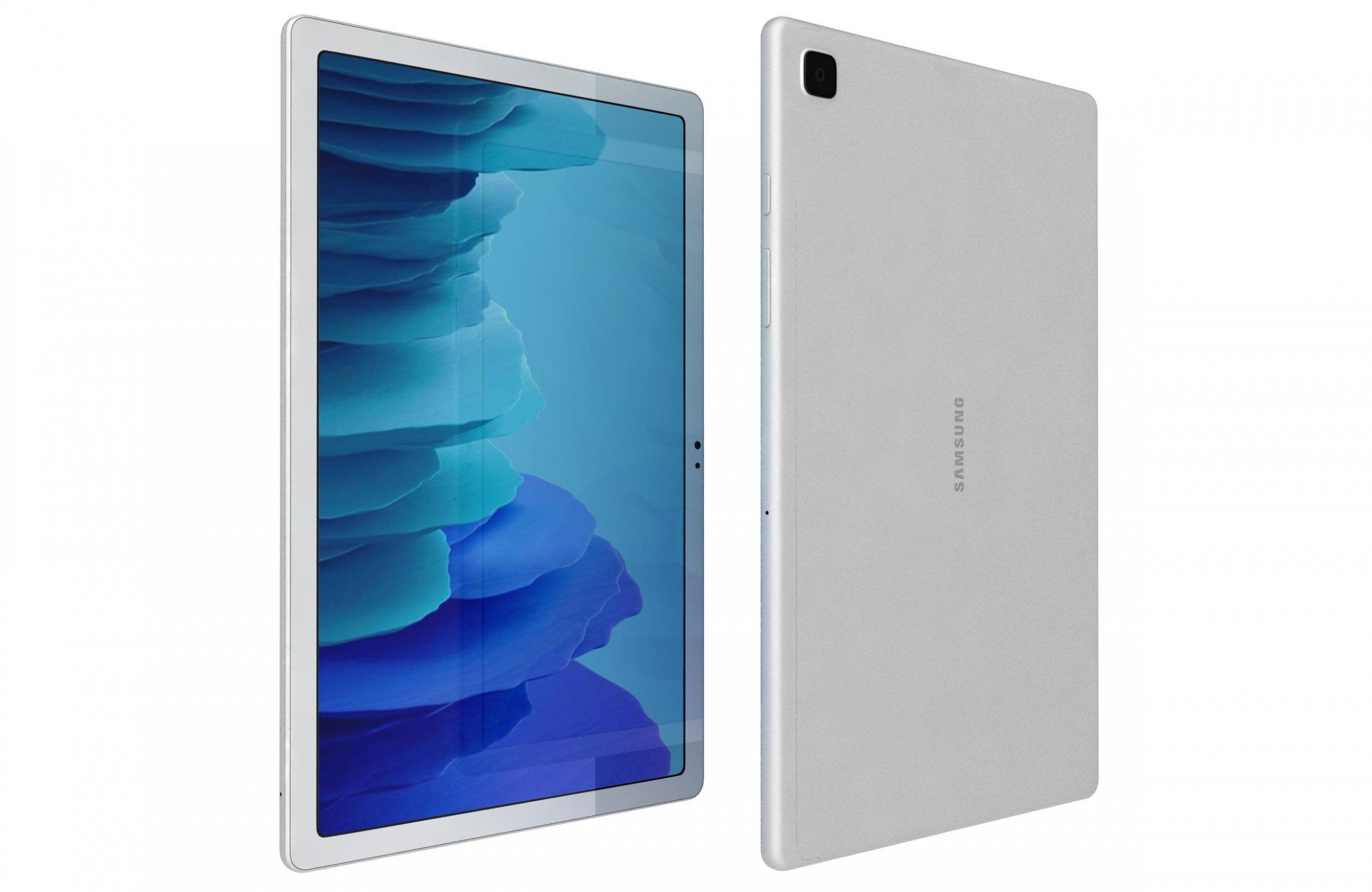 Samsung Galaxy Tab A7(SM-T505) Silver - 2