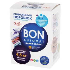 Konsentrləşdirilmiş yuyucu vasitə Super Effekt ağartmaq üçün BON BN-139
