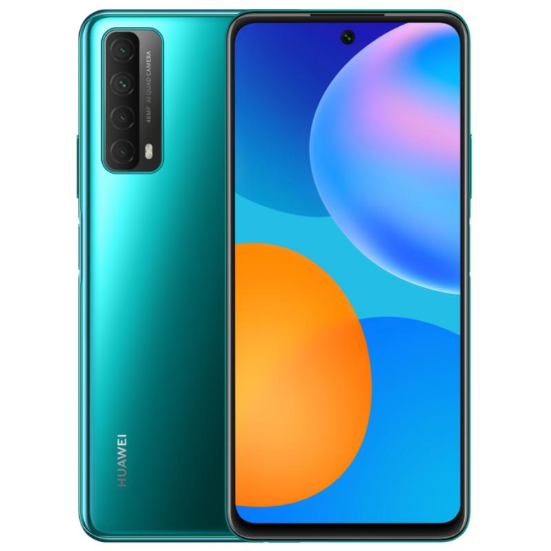 Huawei P Smart 2021 4GB/128GB Green - 1