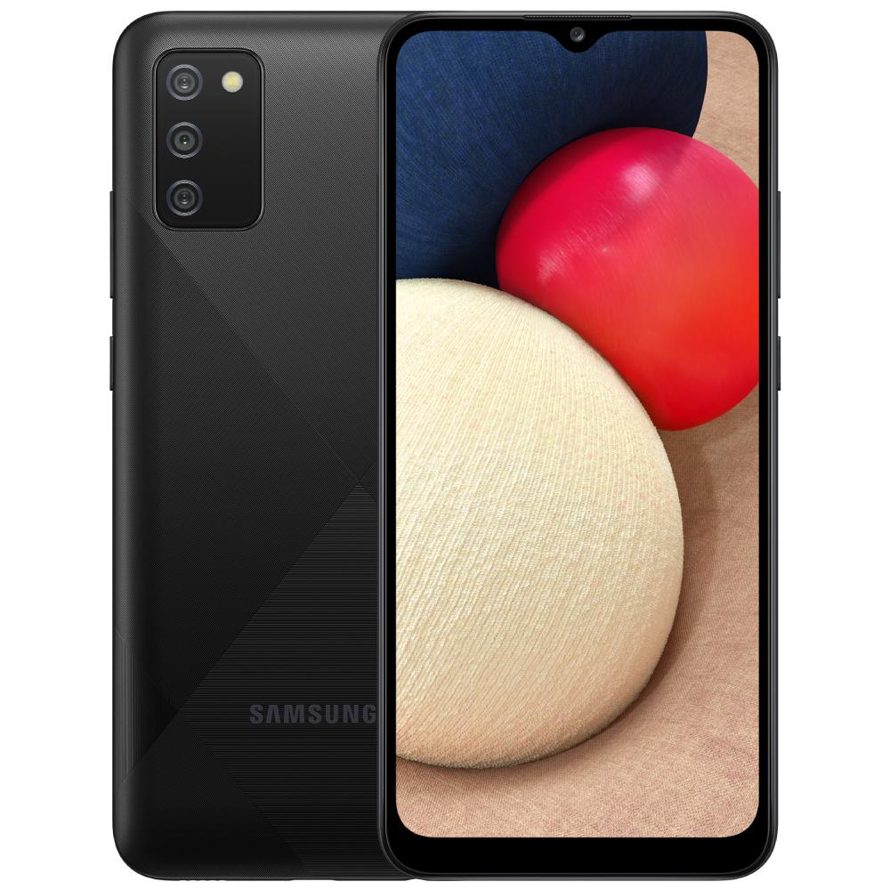 Samsung galaxy A02s (SM-A025) 32GB black - 1