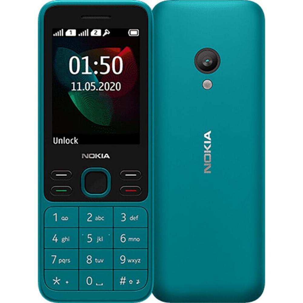 NOKIA 150 DS (2020) Cyan - 1