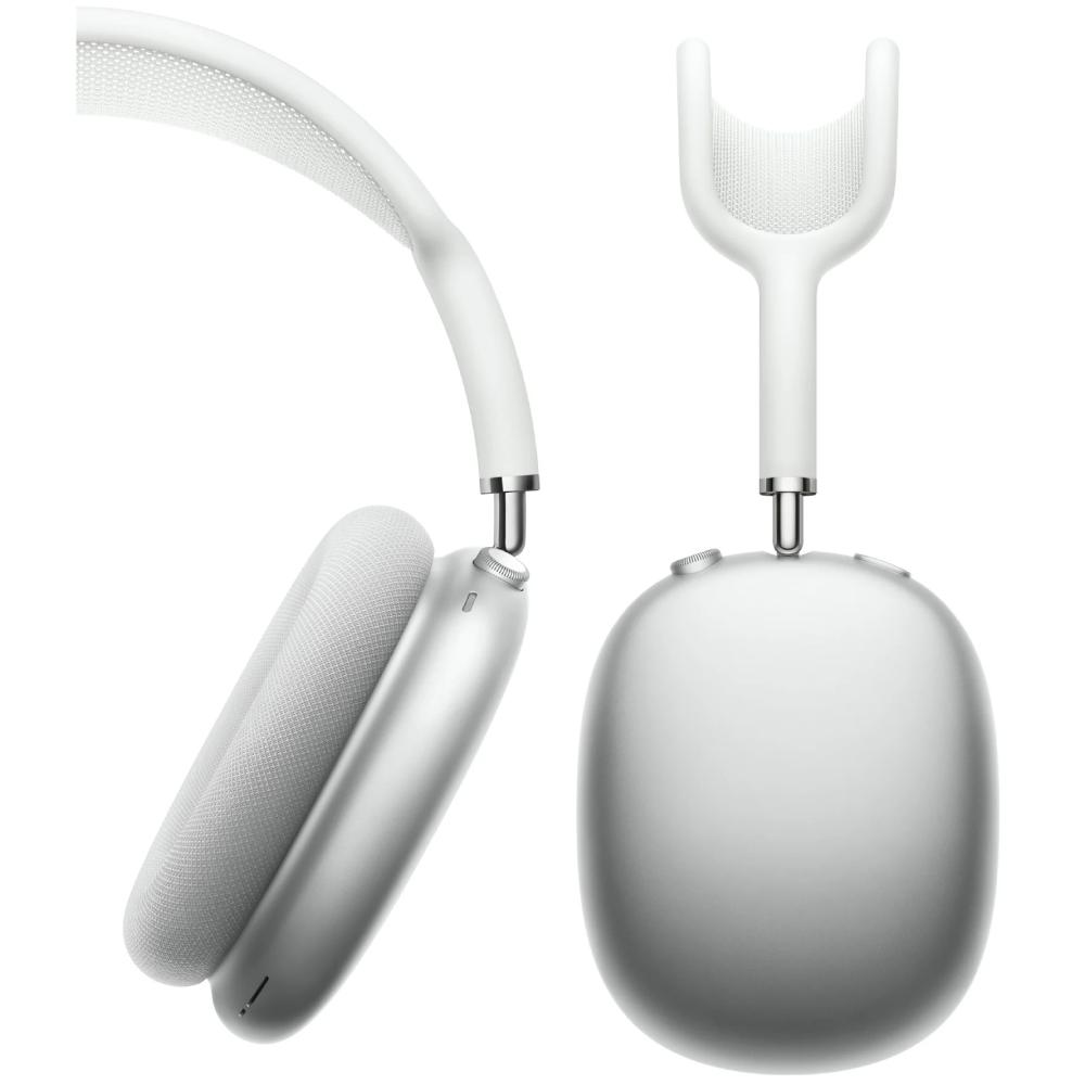 Qulaqlıq Apple AirPods Max SIlver MGYJ3RU/A  - 4