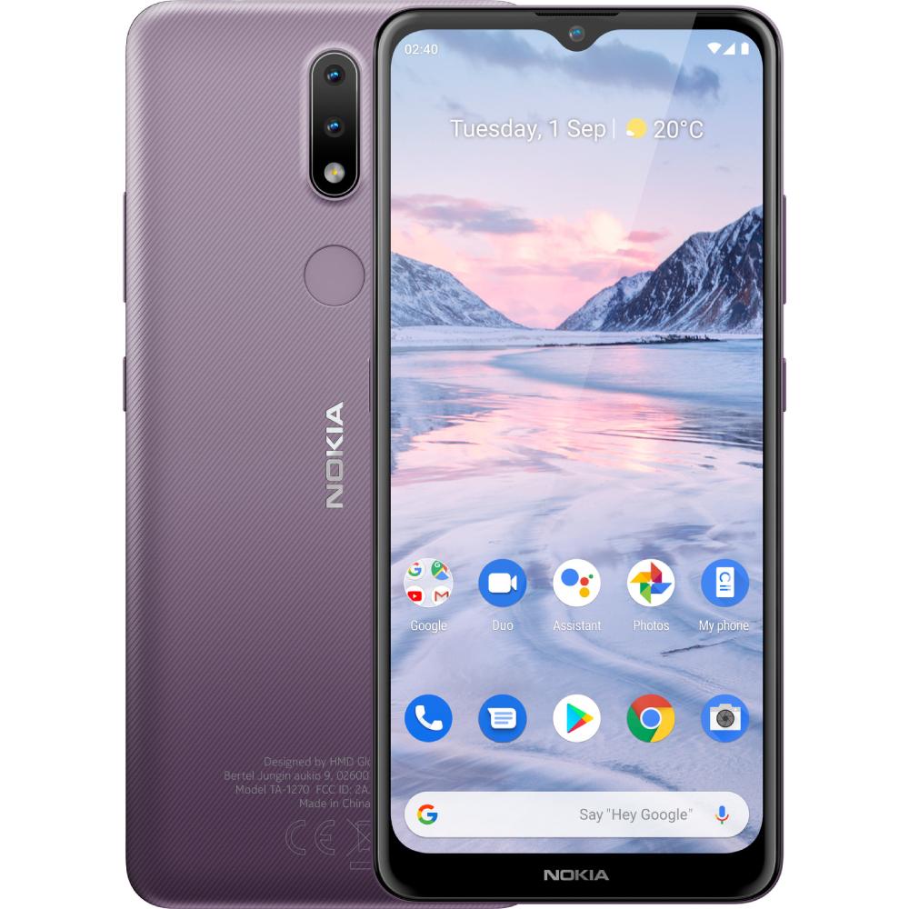 NOKIA 2.4 DS  2/32GB Purple - 1