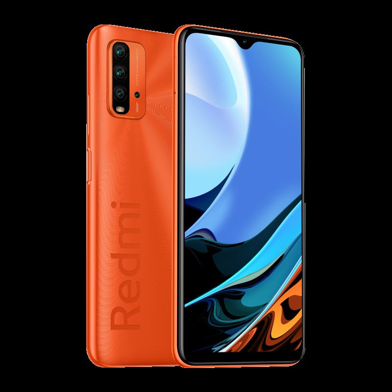 Xiaomi Redmi 9T 4/128GB Orange - 2