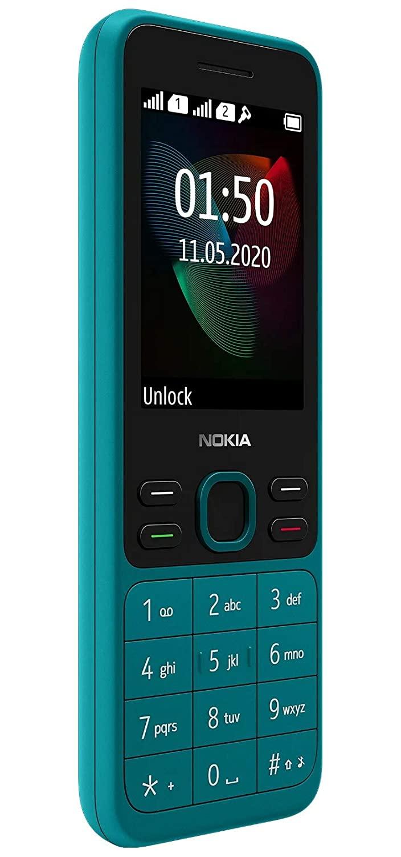 NOKIA 150 DS (2020) Cyan - 3