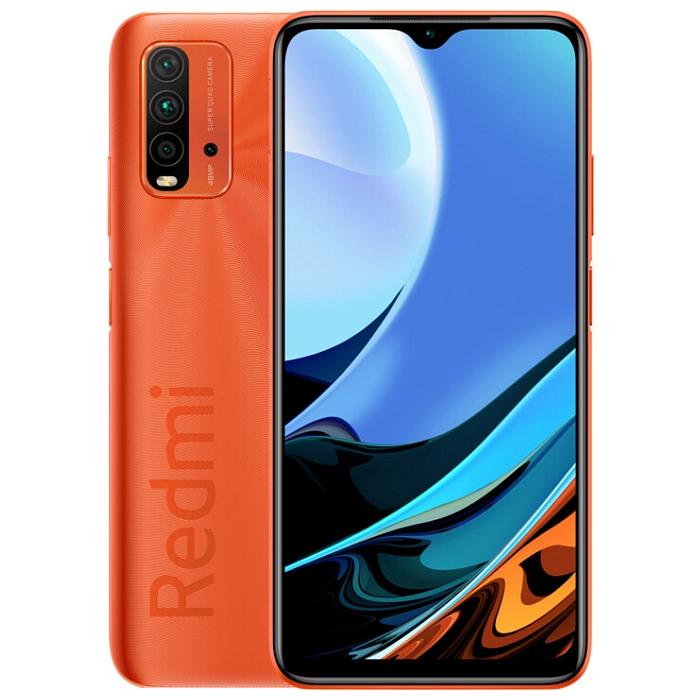 Xiaomi Redmi 9T 4/128GB Orange - 1